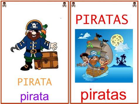libro el pirata de las libro vocabulario piratas