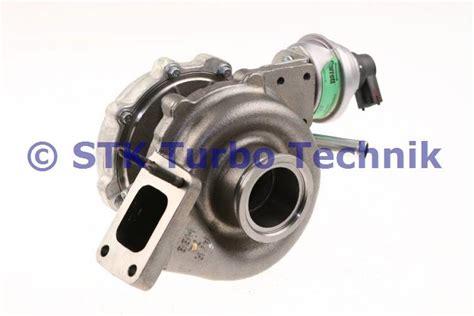 turbocharger citroen jumper  hdi power  kw
