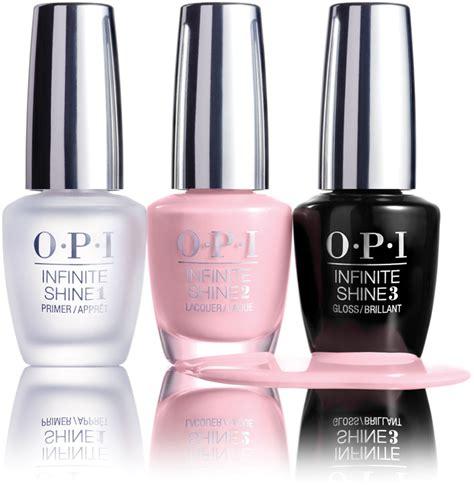 opi gel polish light pink opi infinite shine no light gel lacquer professional 3