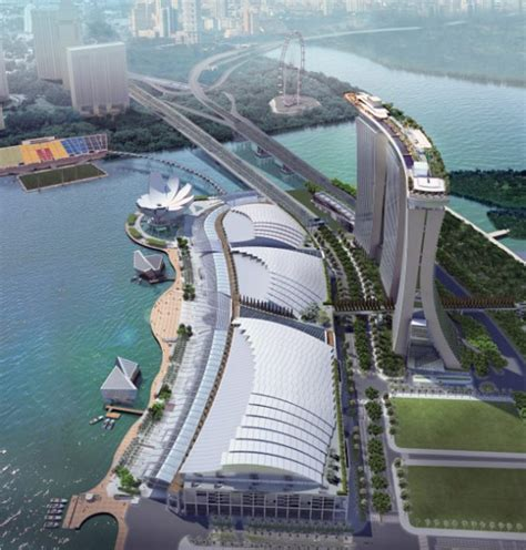 marina bay sands bays architects and singapore incredible sky park in singapore virtual university of