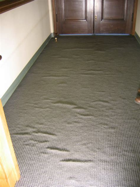 FloorWorks Inspection Services Gallery of Carpet Problems