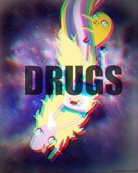 wallpaper tumblr drugs saiyan the pan trash can dear adventure time fans who