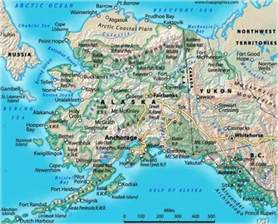 usa map alaska outdoor 187 alaska
