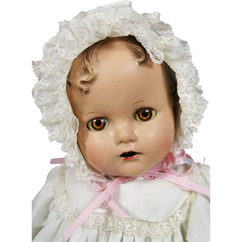 composition ideal doll ideal miracle on 34th baby beautiful vintage