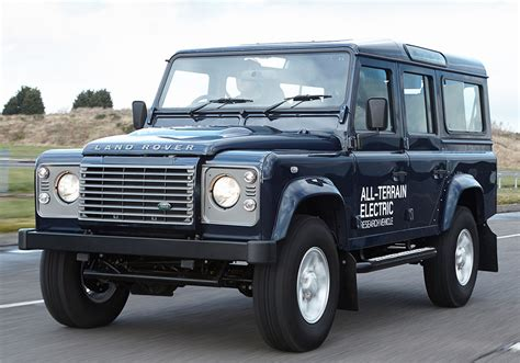 electric land rover electric land rover defender photo 10 12999