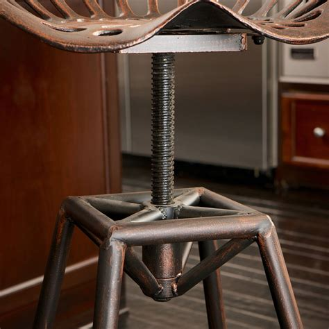 Metal Tractor Seat Bar Stools by Industrial Metal Design Tractor Seat Bar Stool