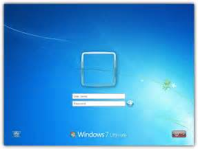 business logon how set a specific picture for window 7 logon screen