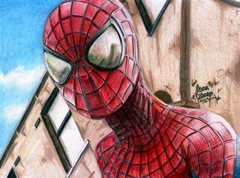 imagenes de spiderman para dibujar a lapiz 10 dibujos a lapiz de spiderman dibujos a lapiz