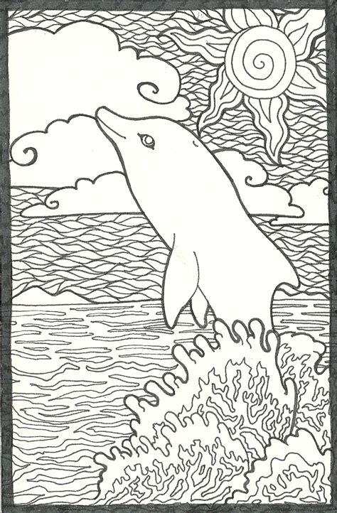 coloring book page dolphin 35 best free dolphin coloring pages gianfreda net