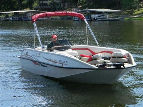 used deck boats for sale k k club 2017