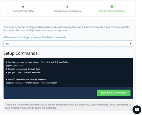yii2 testing tutorial codeship continuous integration and delivery made simple