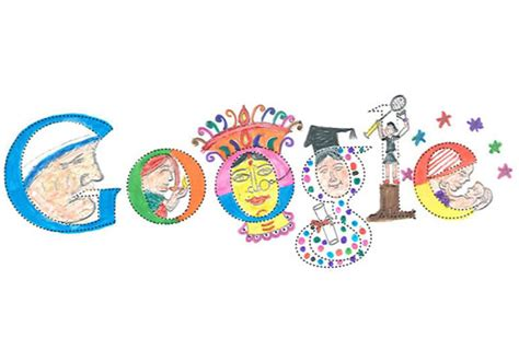 google design for today vote for your favourite google doodle for children s day