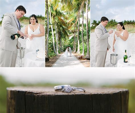 Intimate Wedding In Bill Baggs State Park   Small Miami Weddings