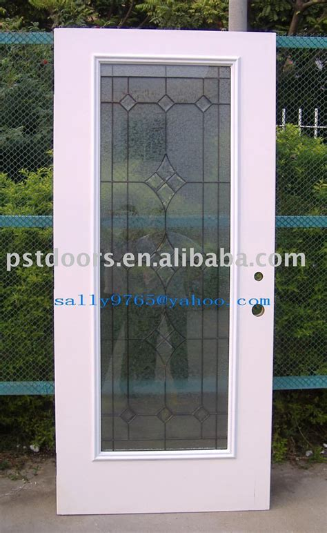 glass panel exterior door exterior glass door metal door panel lite glass photo detailed about exterior glass door