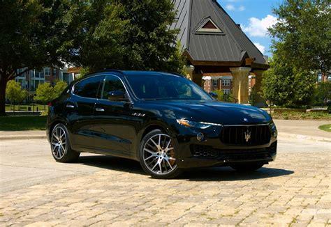 Maserati S by 2017 Maserati Levante S Test Drive