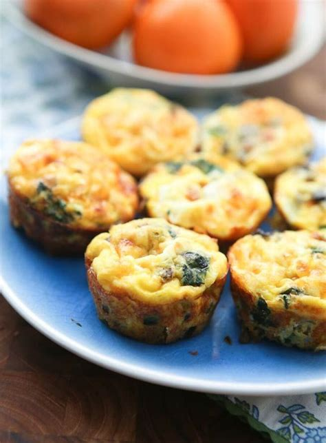 Links Baked Egg Muffins by Best 25 Frittata Muffins Ideas On Mini
