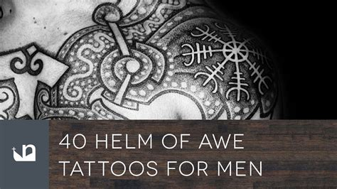 helm of awe tattoo 40 helm of awe tattoos tattoos for