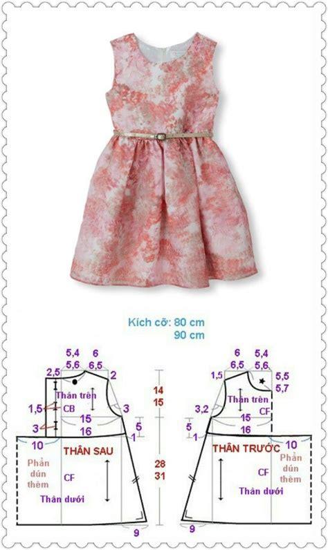 membuat pola baju dress anak best 25 pola baju anak ideas on pinterest dress anak