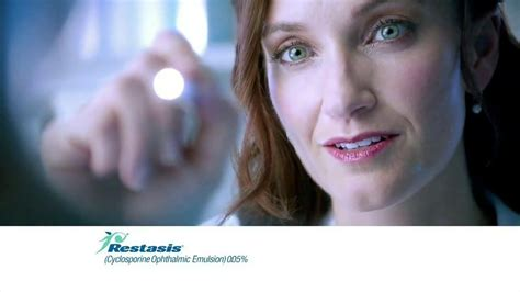 restasis commercial actress restasis tv commercial doctor s visit ispot tv