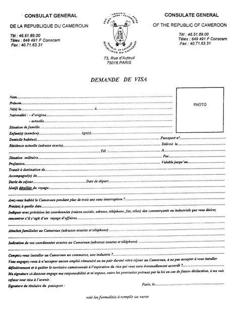Exemple Lettre De Prise En Charge Pour Visa Canada Ppt Attestation D Hebergement Pour Visa