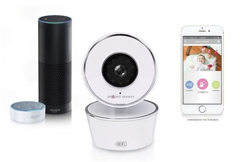 baby monitor skill project nursery s powered baby monitor is now