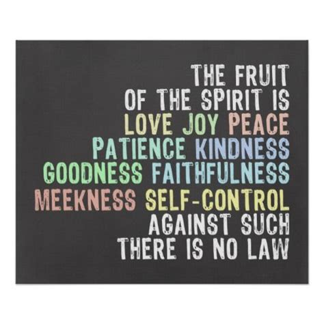 9 fruits of the holy spirit bible verse fruit of the spirit chalkboard look bible verse