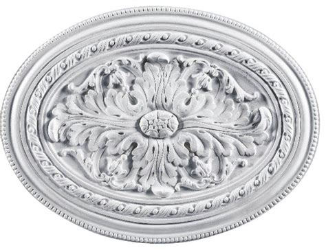 lincoln oval medallion traditional ceiling medallions