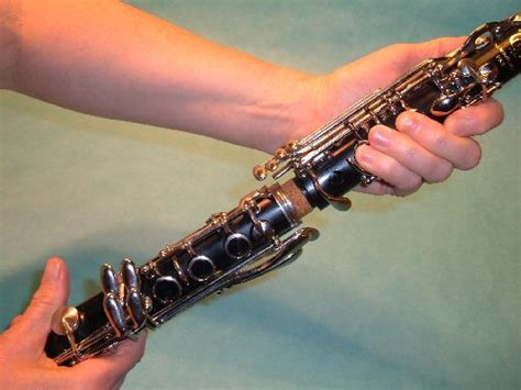 Clarinet Closet by Diagrams Of How To Assemble Andrew S Instrumental Handbook