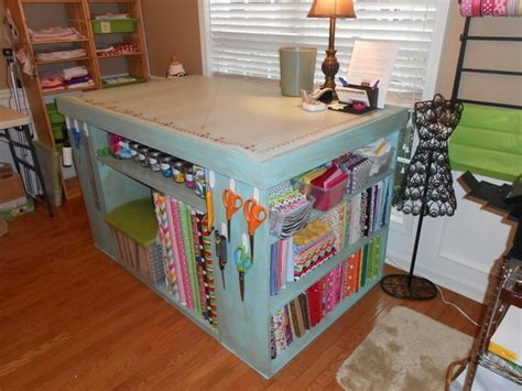 17 Best Images About Fabric Storage Ideas Organization On Craft Desk Organization Ideas
