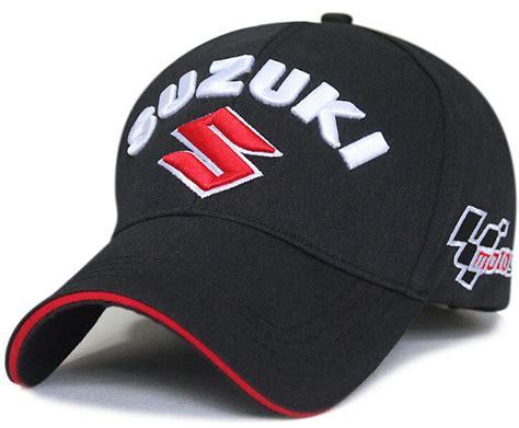 Suzuki Baseball Outdoor Moto Gp Suzuki Racing Cap Sports F1