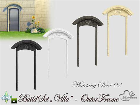 Vila Outer Set buffsumm s build a villa outer frame door 02