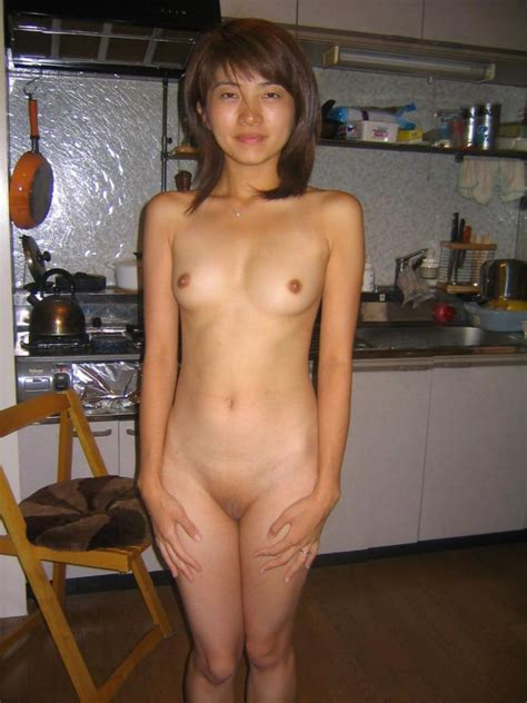 Amateur In The Kitchen Cute Asian Girls Sorted Luscious