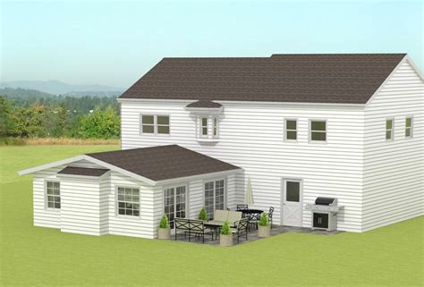 how to build a room addition great room addition in monmouth county nj design build pros