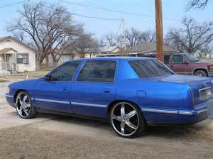 1999 Cadillac On 22s 99devillin S 1999 Cadillac In San Angelo Tx