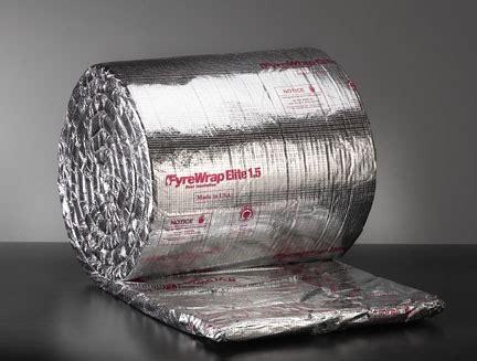 Kitchen Exhaust Insulation Fyrewrap 174 Elite 1 5 Duct Insulation Layer