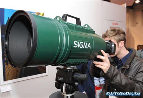 sigma len sigma apo 200 500mm f2 8 400 1000mm ex dg lens letsgodigital