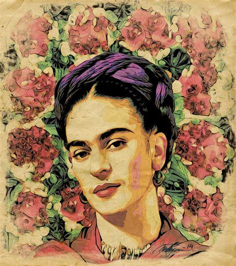 Frida Kahlo Home Decor frida kahlo wallpaper by jenee mulierchile