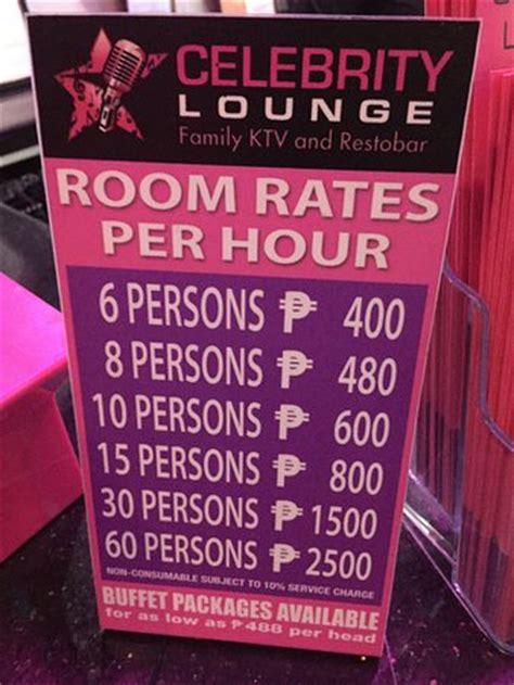 celebrity karaoke shaw celebrity lounge family ktv and restobar mandaluyong