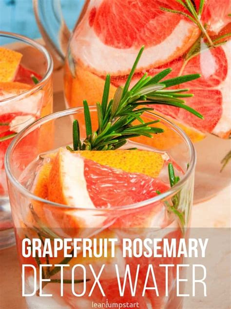 2017 Grapefruit Detox Diet by Detox Water Top 24 Clean Recipes To Boost Your Metabolism