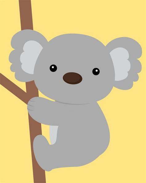 dibujos infantiles koala las 25 mejores ideas sobre koala beb 233 en pinterest y m 225 s