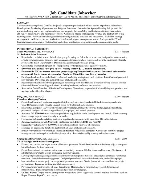 sport management resume the best resume