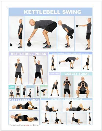 kettlebell swing for weight loss best kettlebell workout routine for beginners