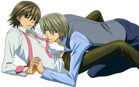 junjou romantica junjou romantica png by bloomsama on deviantart