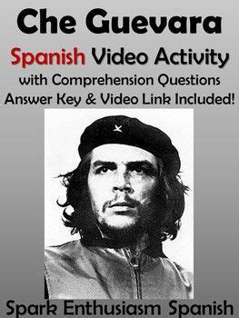 che guevara biography in spanish 177 best images about ap spanish language and culture on