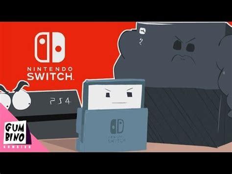battaglia rap epica console nintendo switch vs ps4 mp4 hd mobile