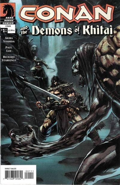 Conan And The Demons Of Khitai conan and the demons of khitai volume comic vine