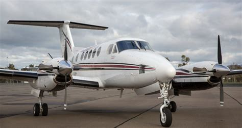 Enrolled Background Check Beechcraft King Air 200 350 Used Turboprop Aircraft For Sale Australia