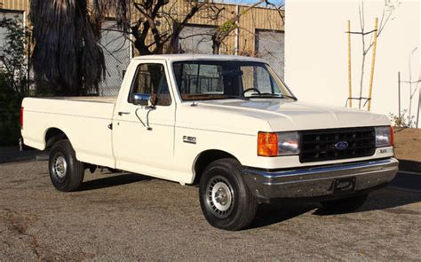automotive air conditioning repair 1988 ford courier on board diagnostic system california original 1988 ford f150 custom xl one owner 100 rust free classic ford f 150