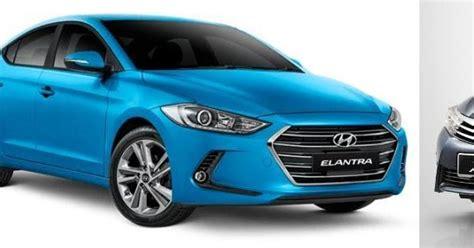 Toyota Corolla Altis Vs Hyundai Elantra Carcomparos Hyundai Elantra Vs Toyota Corolla Altis
