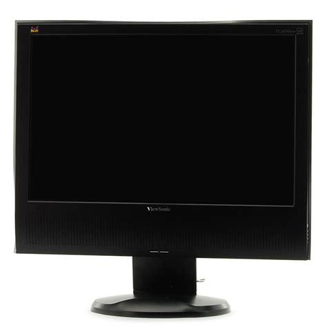 Monitor Lcd Viewsonic 20 viewsonic vg2030wm grade a 20 quot widescreen lcd monitor